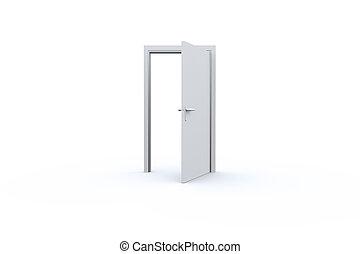 Door opening