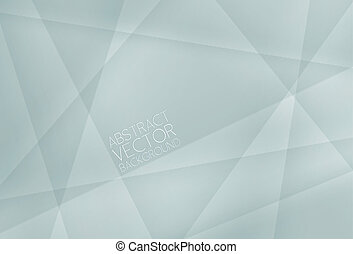 Vector abstract folded paper background with place for your...