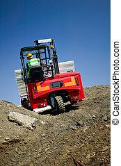 Truck Mounted Forklift - Portable Forklift Offloading...