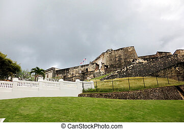 Forts of San Juan - Historic forts in Old San Juan, Puerto...