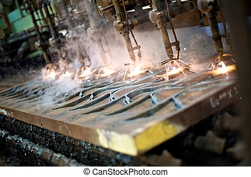 Plasma Burner - Plasma thick Steel Circle Burner