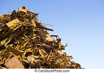 Scrap Heap Background