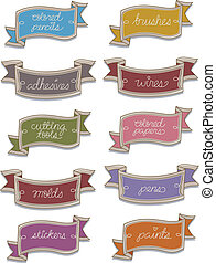 Crafts Labels