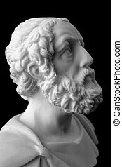 Homer is the author of the poems, Iliad and Odyssey known as...