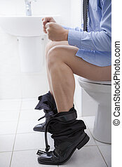 digestive problems like constipation or diarrhea