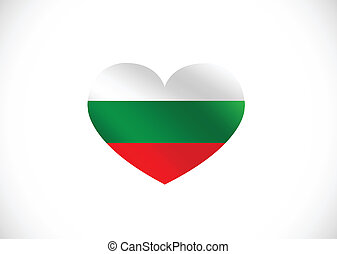 Bulgaria flag themes idea design