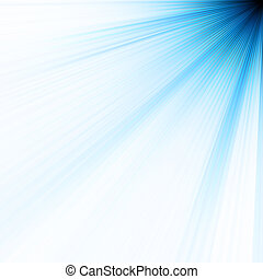 Abstract burst on white, easy edit EPS 10 vector file...