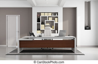 Elegant modern office