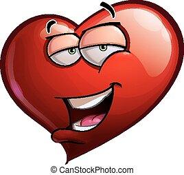 Heart Faces - Hi