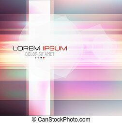 Abstract high tech background for covers or business cards