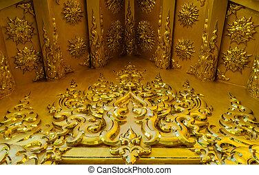Wat Rong Khun, Chiang Rai Province, Thailand