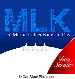 Martin Luther King Day - Dr Martin Luther King, Jr 20th...