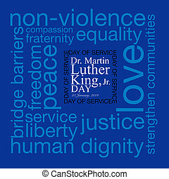 Martin Luther King - Dr Martin Luther King, Jr 20th January,...