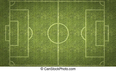 Football Soccer Pitch