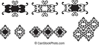 siwlrs art design pattern set