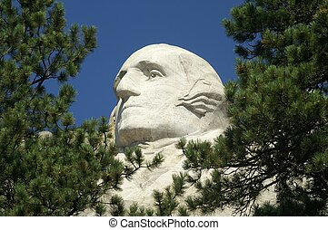 George Washington - President George Washington at Mount...