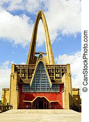 Basilica of Nuestra Senora de la Altagracia at Republica...