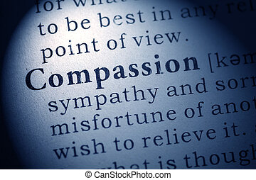 compassion - Fake Dictionary, Dictionary definition of...