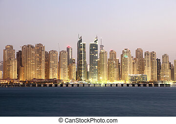 Jumeirah Beach Residence skylie in Dubai, United Arab...