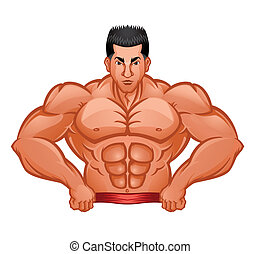 Body Builder Symbol