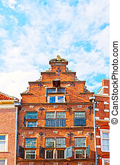 Gable - The Flemish Gable in the Dutch City