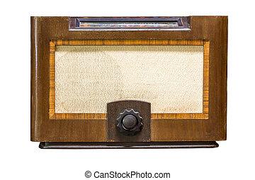 anticaglia,  radio