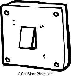 Lichtschalter Clipart