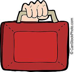 cartoon uk budget
