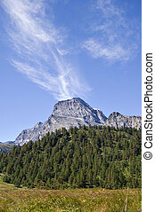 Alpe Veglia and monte Leone - Alpe Veglia italian natural...