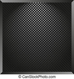 openwork background - black openwork texture or illuminated...