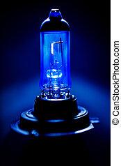 Xenon H7 car lighting equipment lamp light glass bulb on...
