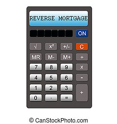 Reverse Mortgage Calculator - An imitatin calculator with...