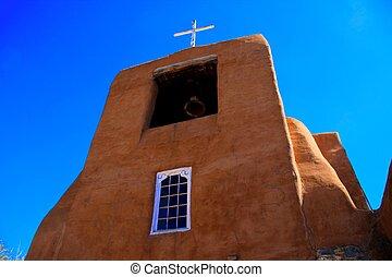 新, 墨西哥, 教堂