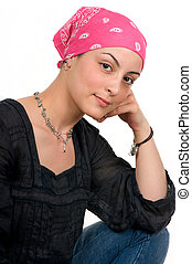 Breast Cancer Survivor - Beautiful breast cancer survivor...