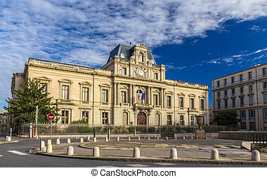 Prefecture de lHerault in Montpellier, France