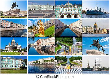 Saint Petersburg - Collection of beautiful photos in Saint...