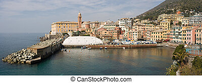 Genova Nervi - Nervi is a old little town near Genoa, Italy