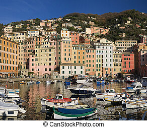 Little port of Camogli 2 - Camogli is a characteristic...