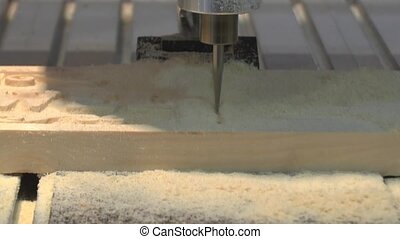 Machine tool - The machine tool for working wood