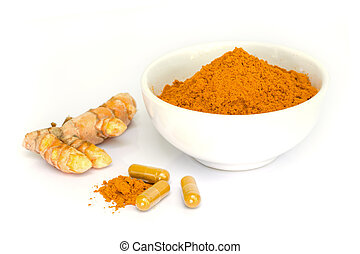 Tumeric capsule. - Tumeric is a Spice that Supports Your...