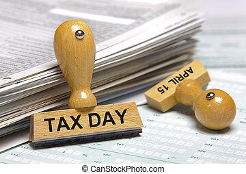 tax day april 15th