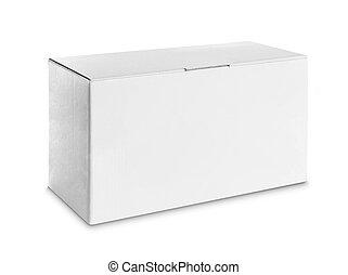 white Package Box for products - white Package Box For...