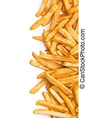 francés, fríe