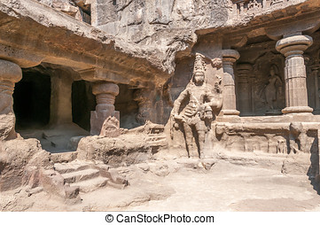 Guardian - Kailasanatha Temple