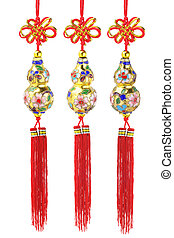 Bottle Gourd Ornaments - Chinese New Year Bottle Gourd...