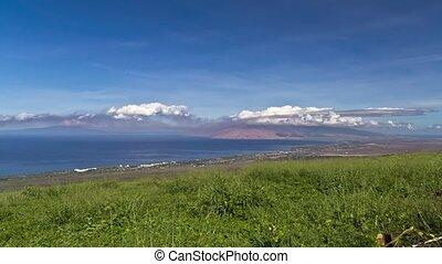 Sea view at Maui, Timelapse, Hawaii - Shot on Maui, Hawaii,...