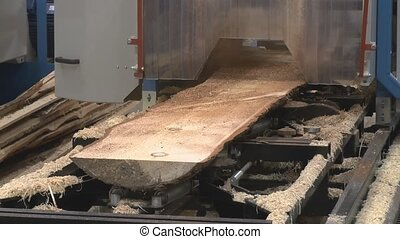 Machine tool - The machine tool for working wood