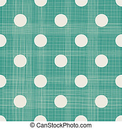 abstract geometric retro seamless polka dot background