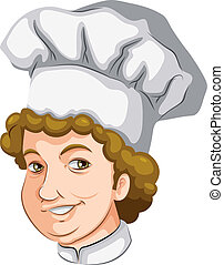 Head chef Clipart Vector Graphics. 2,070 Head chef EPS ...