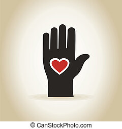 Heart in a hand4